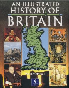 David McDowall - An illustrated history of Britain