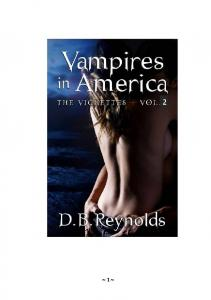 D.B.Reynolds - Vampire in America - The Vignettes Vol 2