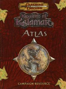 DD 3 5 Kingdoms of Kalamar Atlas