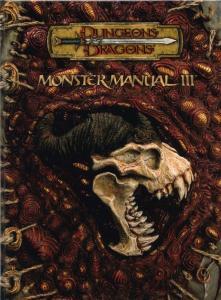 D&D 3.5 - Monster Manual III [OEF]