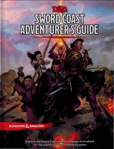 D&D 5e - Sword Coast Adventurers Guide