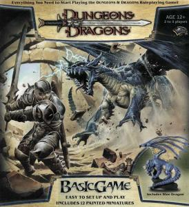DD Basic Game (2004) DD 3 5 Core Boxed Set WTC 96647