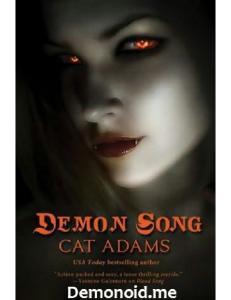 Demon Song - Blood Singers_Book 3 - Cat Adams