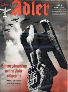 Der Adler 01 14-01-1941 (It)