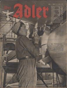 Der Adler 06 23-03-1943 (In)