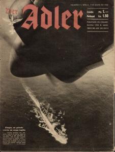 Der Adler 09 05-05-1942 (Es)