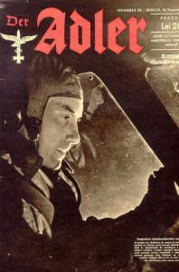 Der Adler 23 16-11-1943 (Ro)