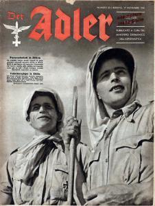 Der Adler 23 17-11-1942 (It)
