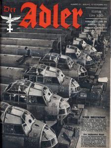 Der Adler 23 18-11-1941 (It)