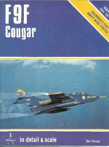 Detail & Scale 016 - F9F Cougar