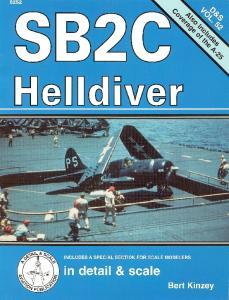 Detail & Scale 020 - SB2C Helldiver