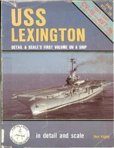 Detail & Scale 029 - USS Lexington