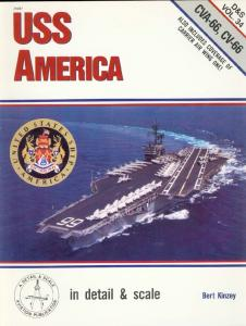Detail & Scale 034 - USS America