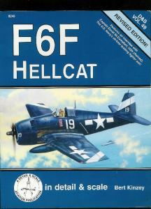 Detail & Scale 049 - F6F Hellcat