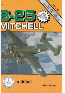 Detail & Scale 060 - B25 Mitchell