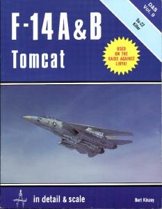 Detail & Scale 09 - F-14 A & B Tomcat