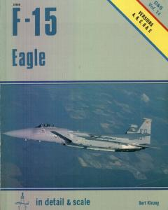 Detail & Scale 14 - F-15 Eagle