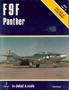 Detail & Scale 15 - F9F Panther