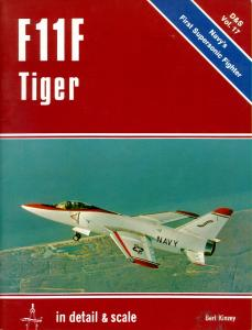 Detail & Scale 17 - F11F Tiger