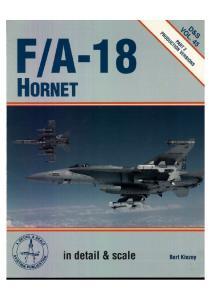 Detail & Scale 45 - FA-18
