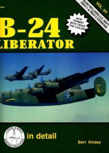 Detail & Scale 64 - B24 Liberator