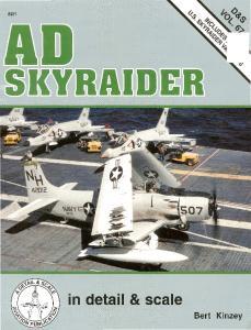 Detail & Scale 67 - AD Skyraider