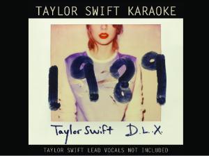 Digital Booklet - Taylor Swift Karaoke 1989 (Deluxe)