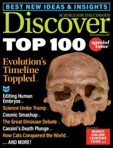 Discover Magazine 2018-01-02