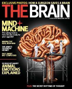 Discover Magazine - The Brain 2012