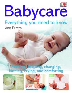 DK - Babycare Everything You need to know