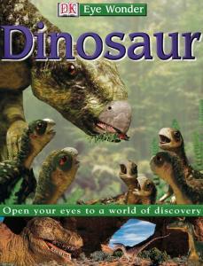 DK - Dinosaur 2001