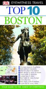 DK - Eyewitness Travel - Top 10 Boston 2011
