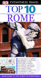 DK - Eyewitness Travel - Top 10 Rome 2011