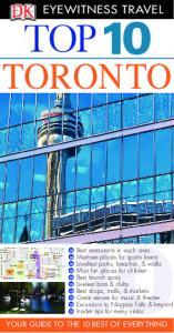 DK - Eyewitness Travel - Top 10 Toronto 2011