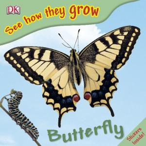 DK - See How They Grow Butterfly