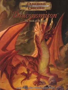 Draconomicon The Book Of Dragons