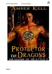 Dragons of Seattle 01 - Protector of Dragons