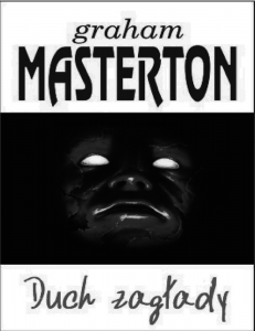 Duch zaglady - MASTERTON GRAHAM