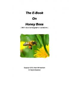 E-Book On Honey Bees