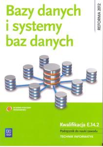 E14.2 Bazy danych i systemy baz danych