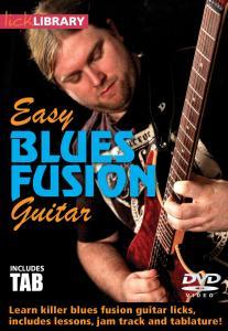 Easy Blues Fusion Tab Book