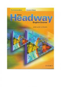 [eBook PDF] New Headway English Course Pre Intermediate Students Book 2000