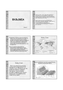 Ekologia 2 s
