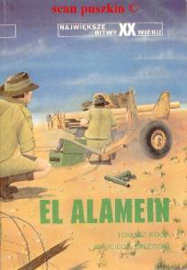 El Alamein [Najwieksze bitwy XX wieku 02]