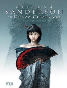 Elantris 2 Dusza cesarza - Sanderson Brandon