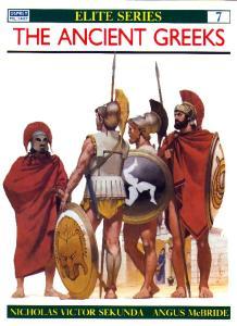 Elite 007 - The Ancient Greeks [Osprey Elite 07]