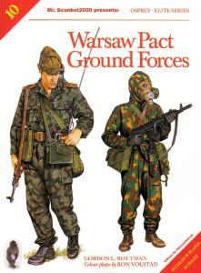 Elite 010 - Warsaw Pact Ground Forces[Osprey Elite 10]