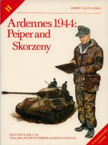 Elite 011 - Ardennes 1944 Peiper And Skorzeny[Osprey Elite 11]