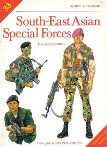 Elite 033 - South-East Asian Special Forces[Osprey Elite 33]