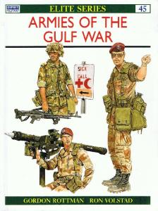 Elite 045 - Armies Of The Gulf War[Osprey Elite 45]